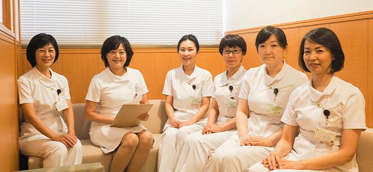 杏雲堂病院 看護部 専門・認定看護師