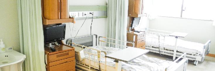 6.7階-E室(2人部屋)