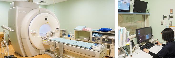放射線科 診断部門 MRI 杏雲堂病院