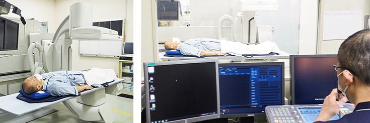 放射線科 診断部門 透視検査 杏雲堂病院