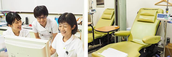 杏雲堂ブレストセンター 化学療法
